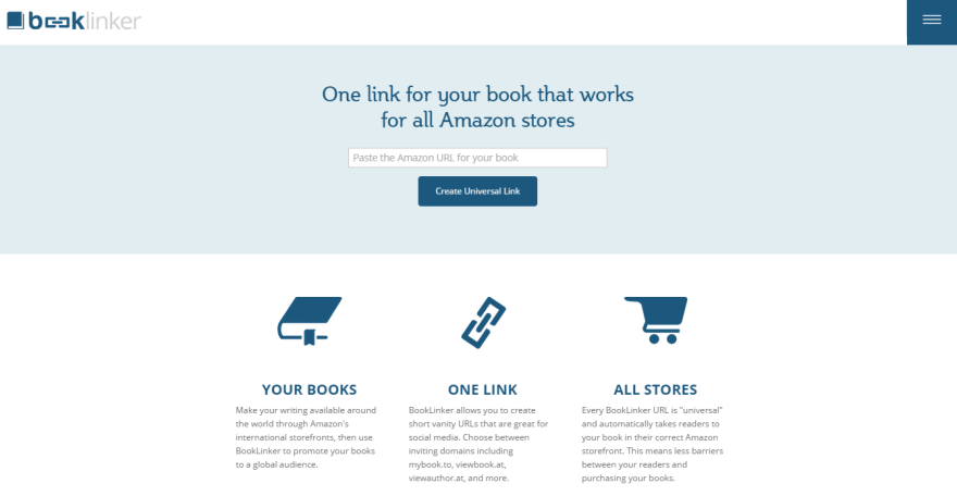 booklinker new